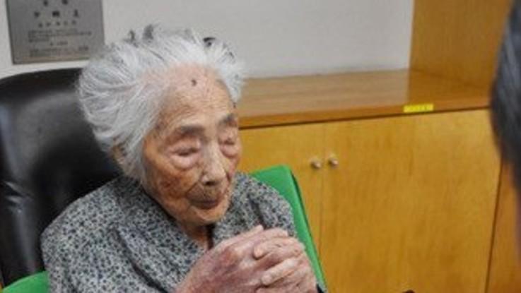 Giappone, morta la persona più vecchia del mondo: aveva 117 anni