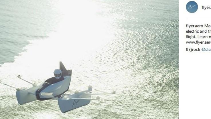 Il futuro è ora: negli Stati Uniti arrivano le vetture volanti a uso ricreativo