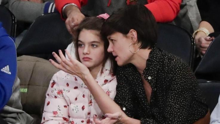 Il cuore spezzato di Suri dopo l'ennesimo gesto di papà Tom Cruise