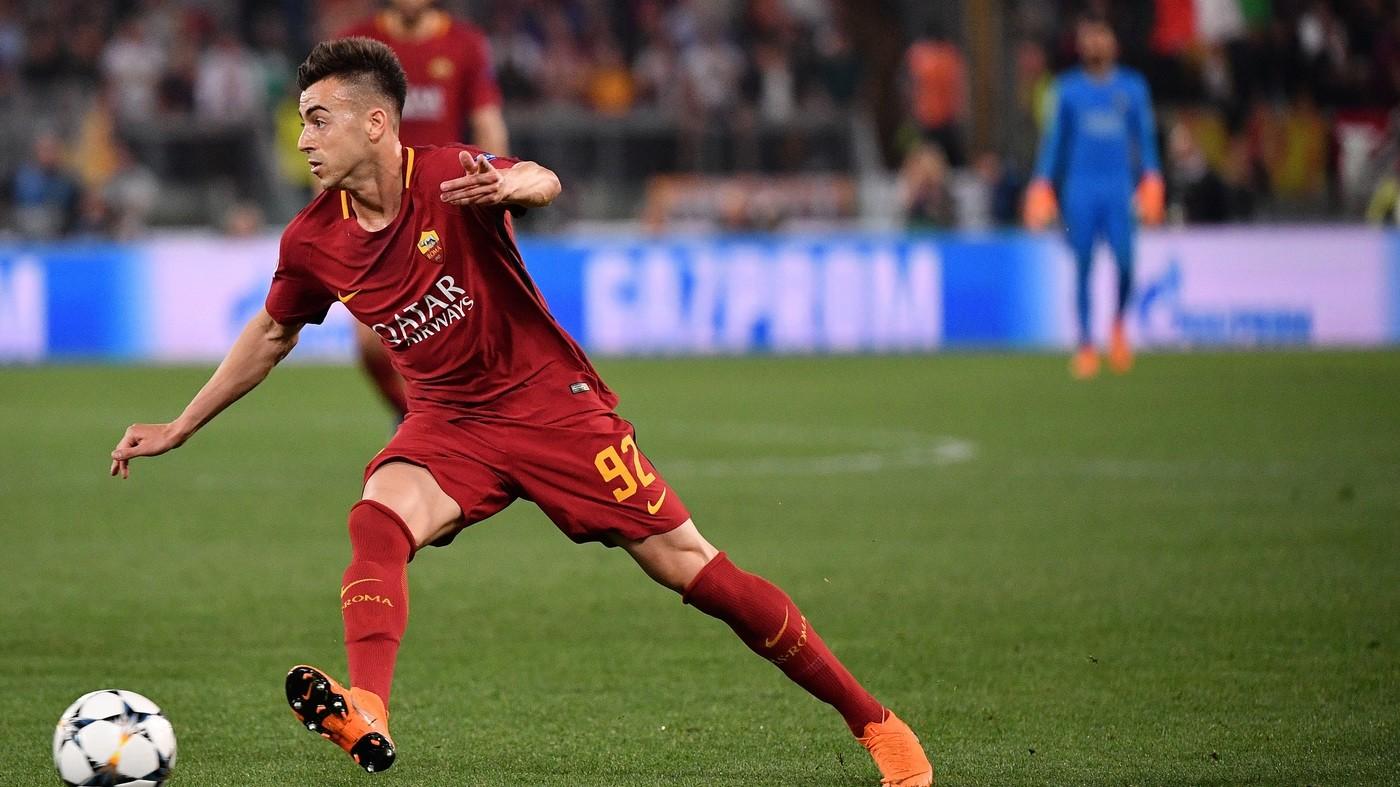 Le pagelle di Roma-Liverpool. El Shaarawy e Mané su tutti