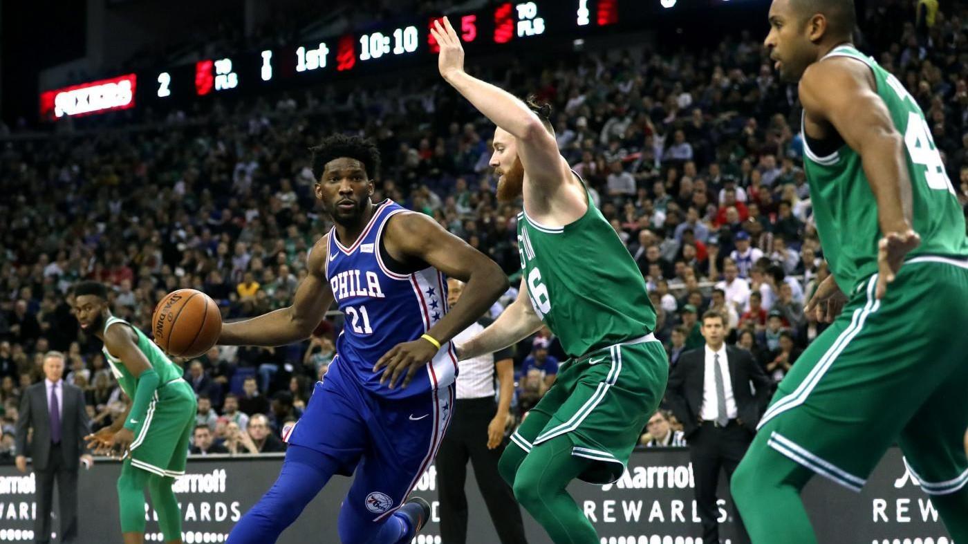 Nba, con LeBron Cavs devastanti. I Celtics rimontano i 76ers