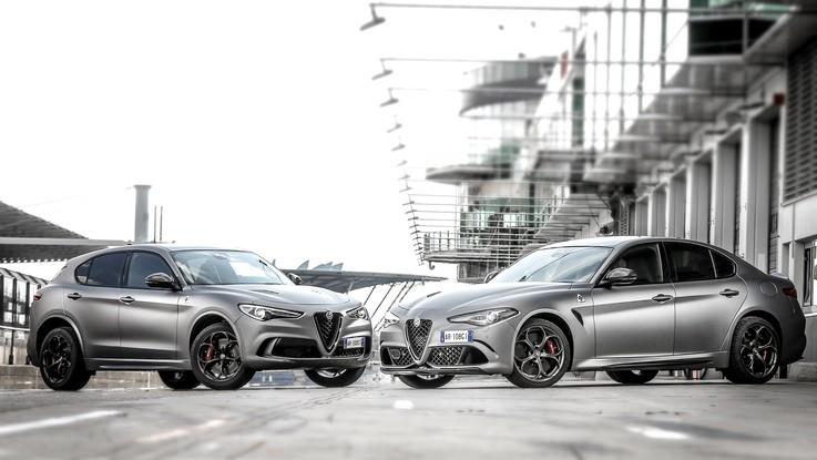 Alfa Romeo, Stelvio e Giulia per i collezionisti
