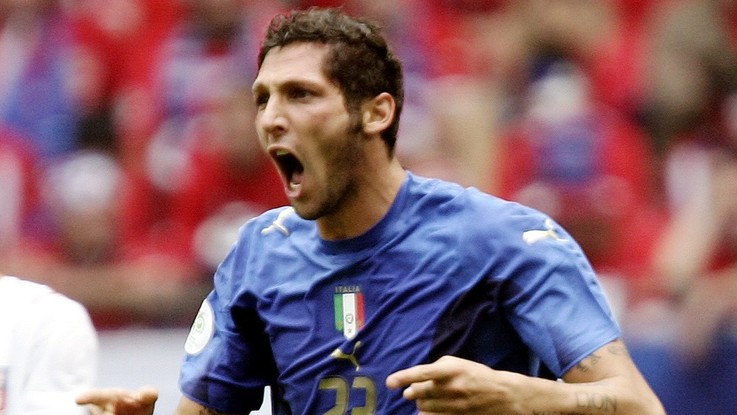 "Schweinsteiger provoca gli Azzurri, Materazzi risponde: ""Ti ricordi Dortmund?"""