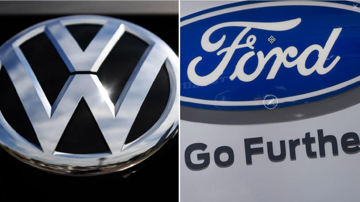 Volkswagen e Ford: al via l'intesa per un'alleanza strategica