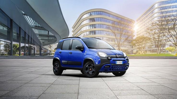 Fca, lanciata la nuova Fiat Panda Waze