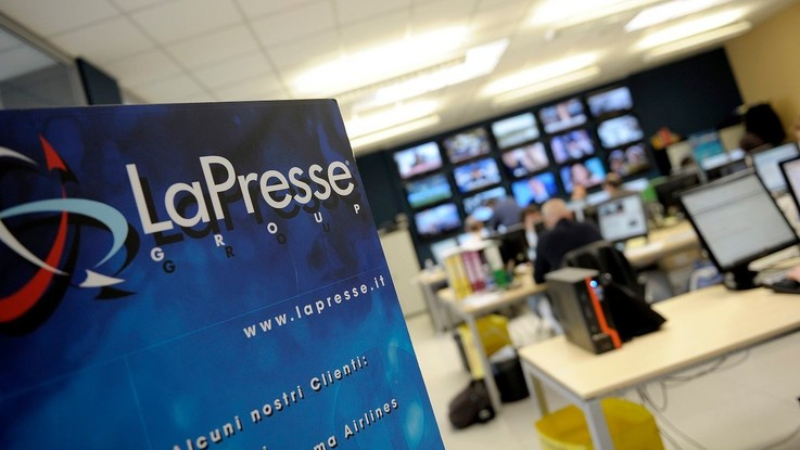 LaPresse acquisisce gli archivi e i brand Olycom e Olimpia