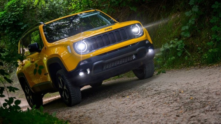 Jeep: la nuova Renegade al debutto