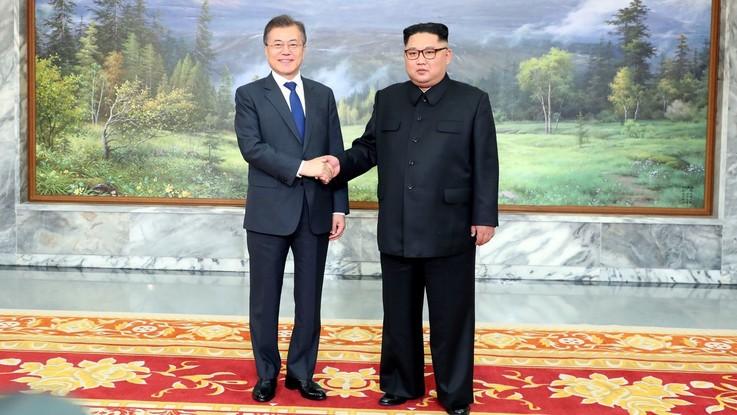 Disgelo Coree, ripartono le riunioni delle famiglie separate dalla guerra