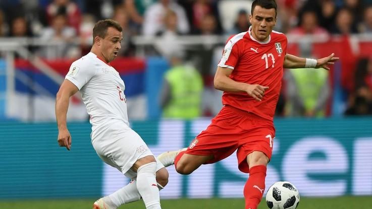 Mondiali 2018, harakiri Serbia: Svizzera vince 2-1 e vede gli ottavi