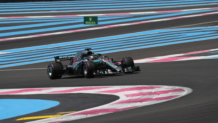 F1, Gp Francia: Hamilton domina libere, ma Vettel ottimista