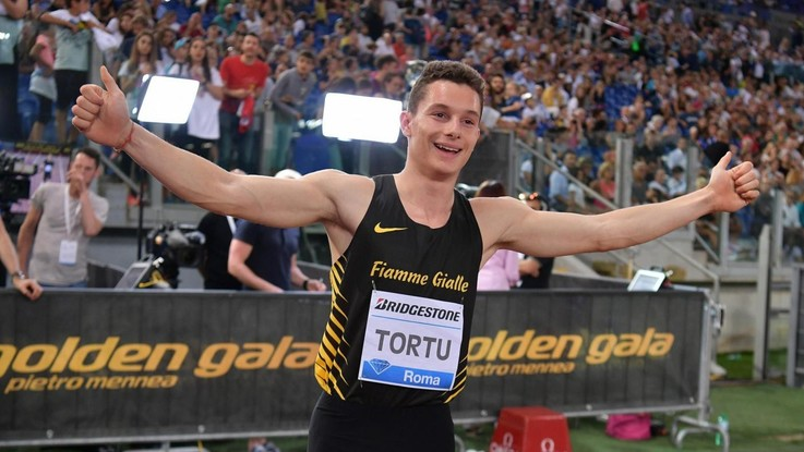 "Atletica, Tortu corre in 9""99 i 100. È record italiano, battuto Mennea"