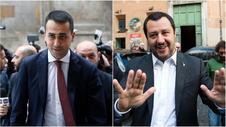 Chiuso accordo Lega-M5S, lunedì al Colle. Conte verso Palazzo Chigi