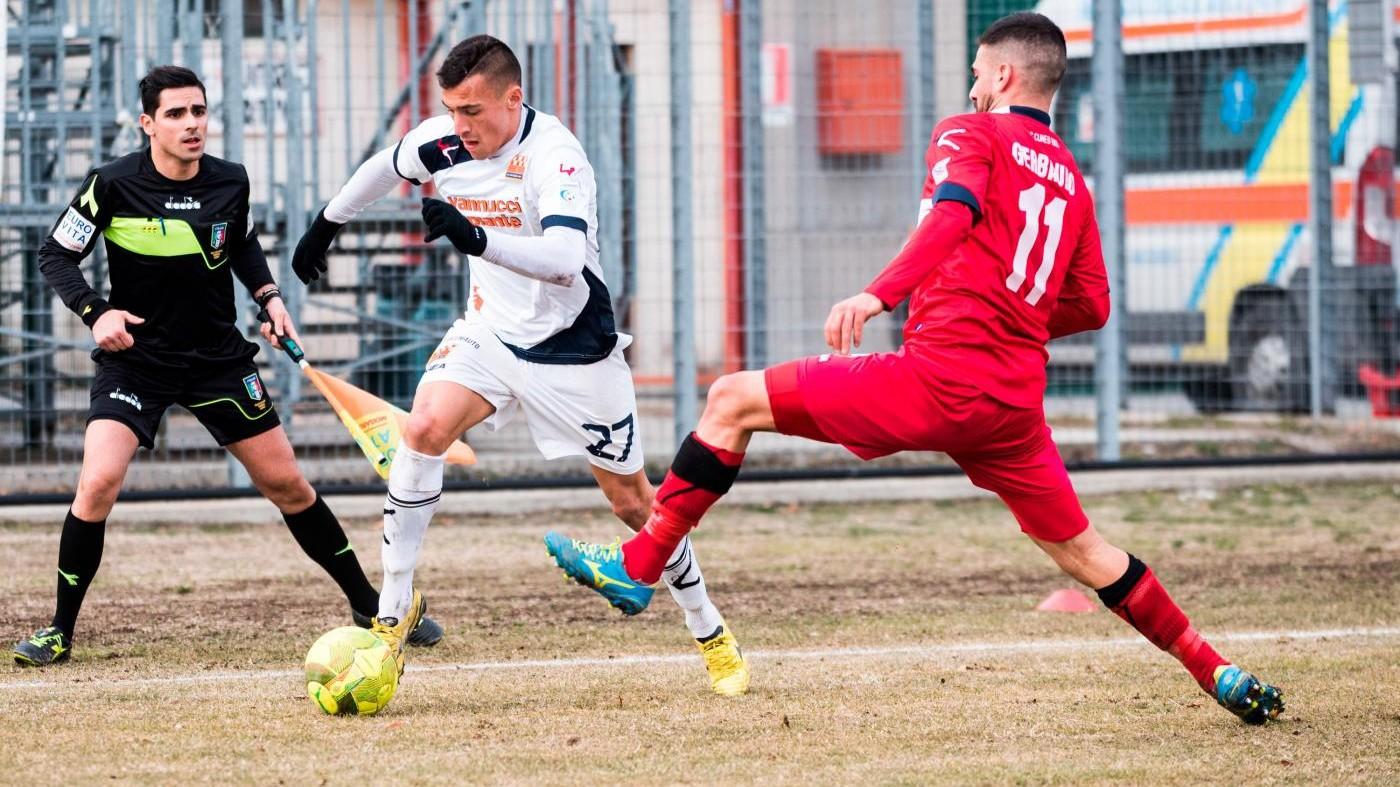 Lega Pro, Cuneo-Pistoiese 3-3 | IL FOTORACCONTO