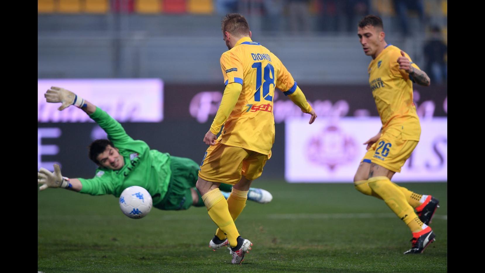 Serie B, Frosinone-Ascoli 2-0 | IL FOTORACCONTO