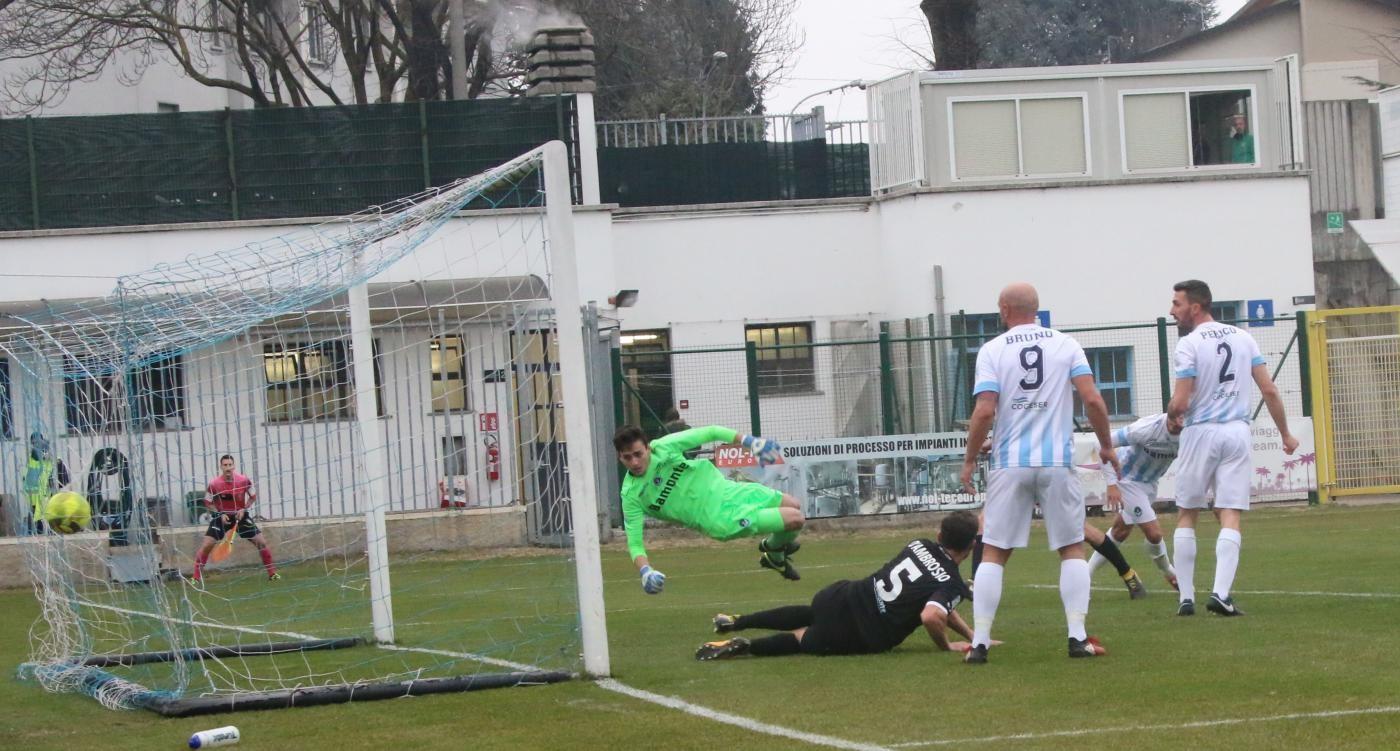 Lega Pro, Giana Erminio-Siena 0-1 | IL FOTORACCONTO