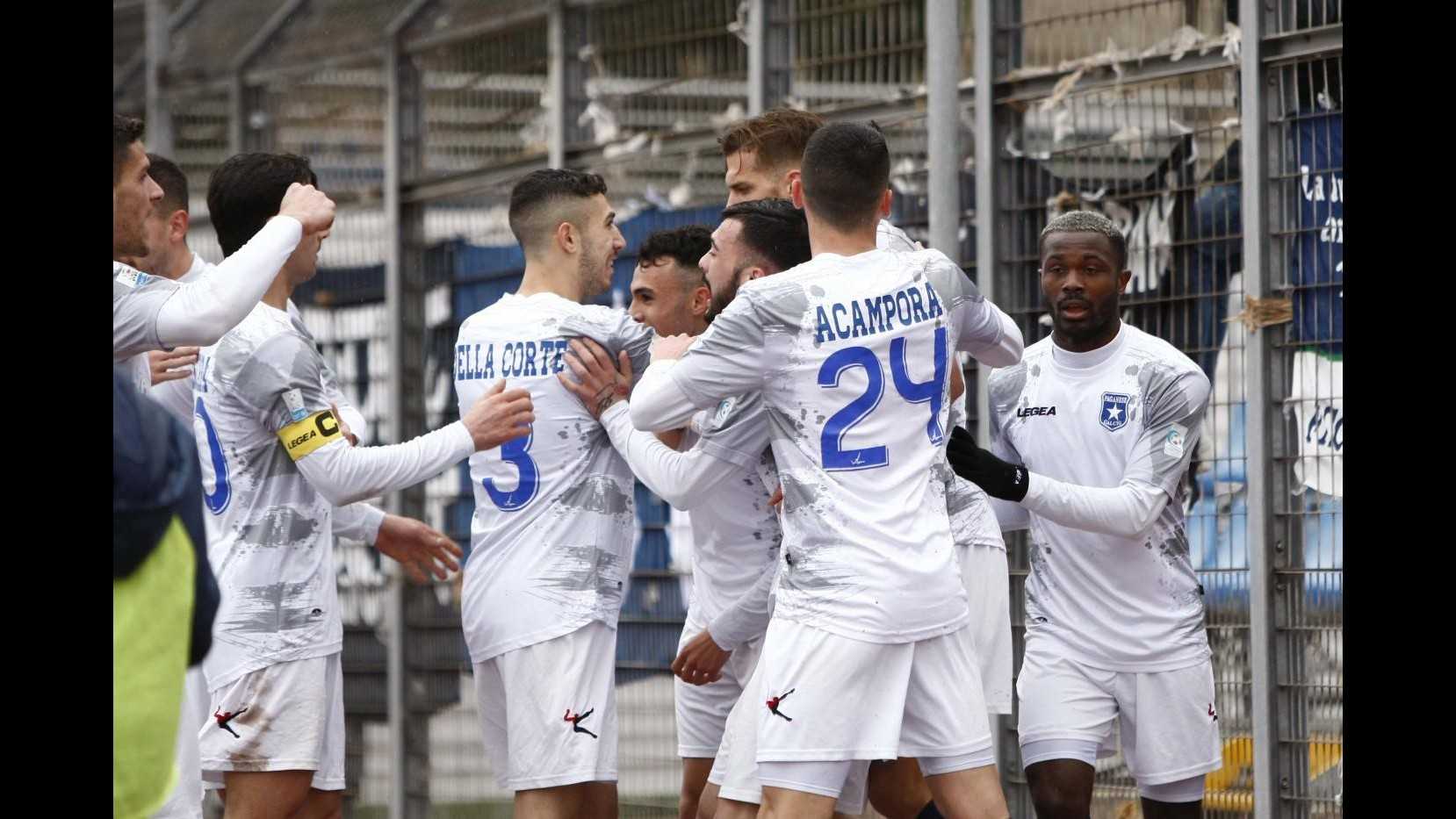 Lega Pro, Trapani-Paganese 4-1 | IL FOTORACCONTO
