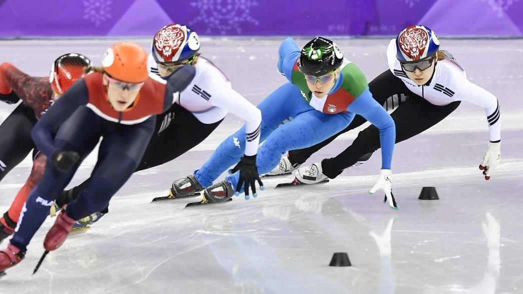 Giochi Olimpici di PyeongChang, bronzo di Arianna Fontana nei 1000 metri