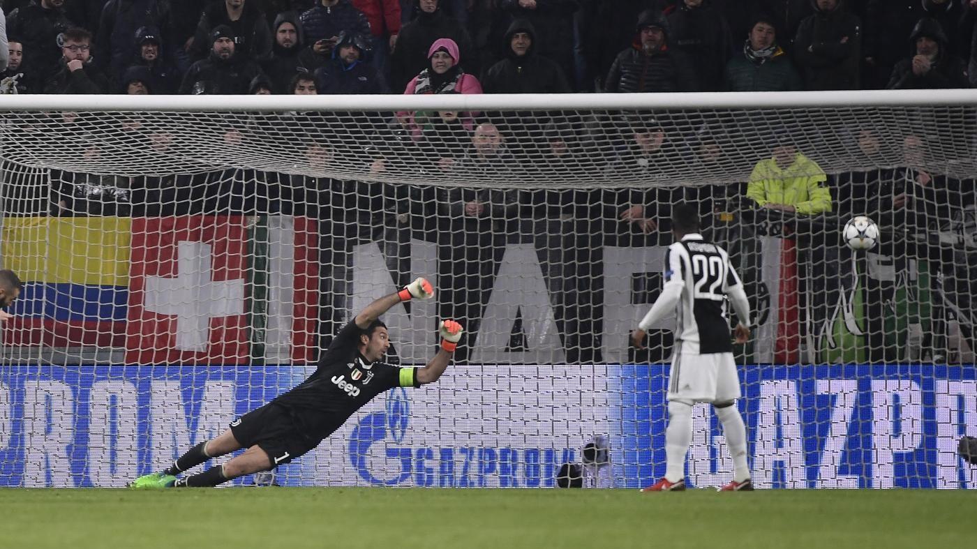 Champions League – Juventus-Real Madrid 0-3 – FOTORACCONTO