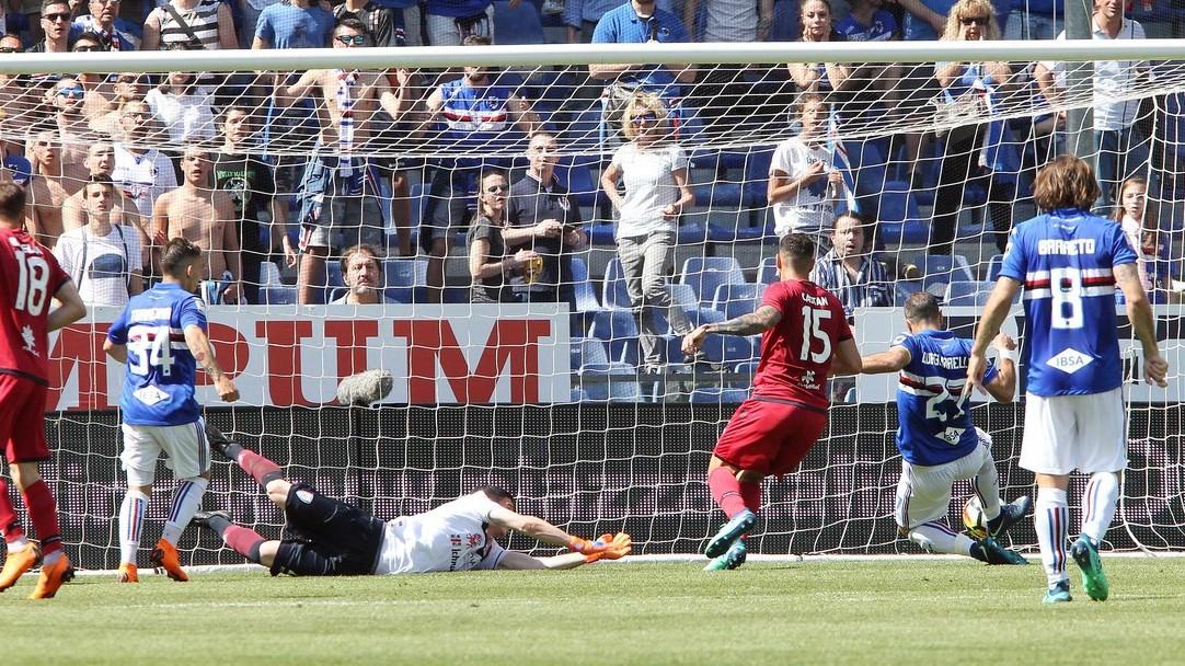 Serie A, Sampdoria-Cagliari 4-1 | Il fotoracconto