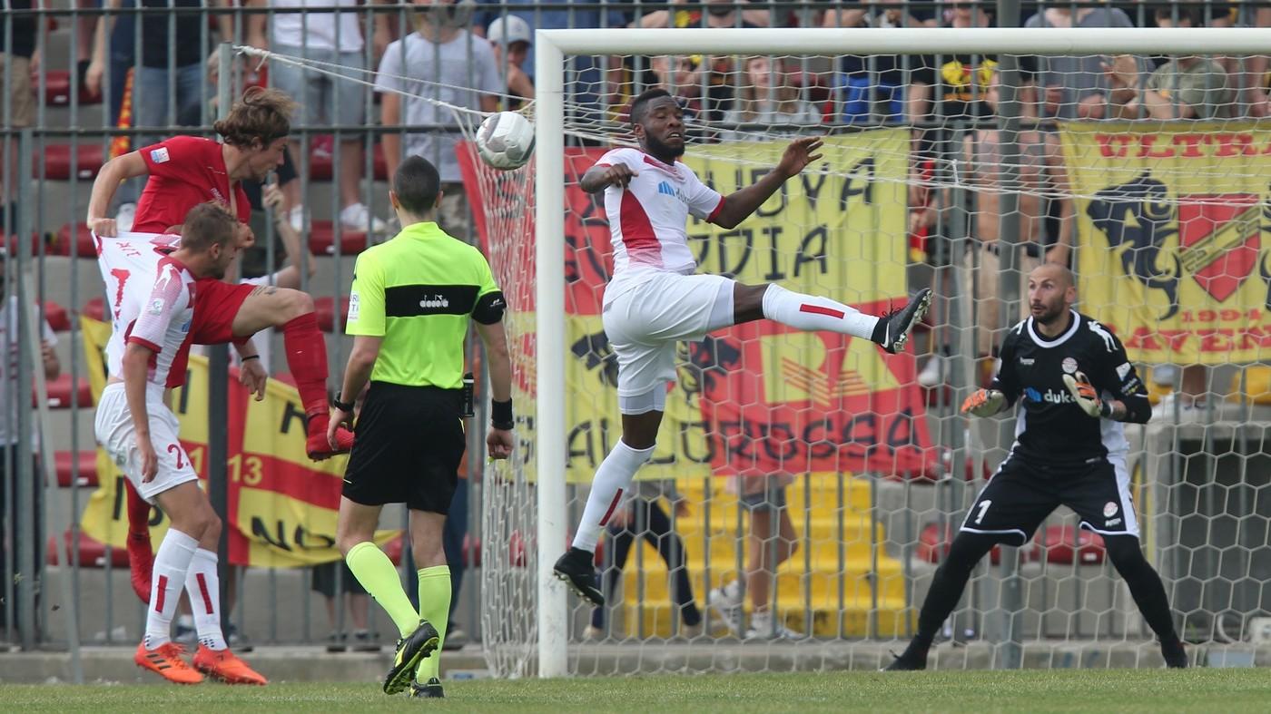Serie C, Ravenna – Sudtirol 1-2 | Il fotoracconto