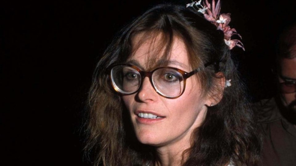 Margot Kidder nel 1981 ©Sipa Usa/LaPresse
