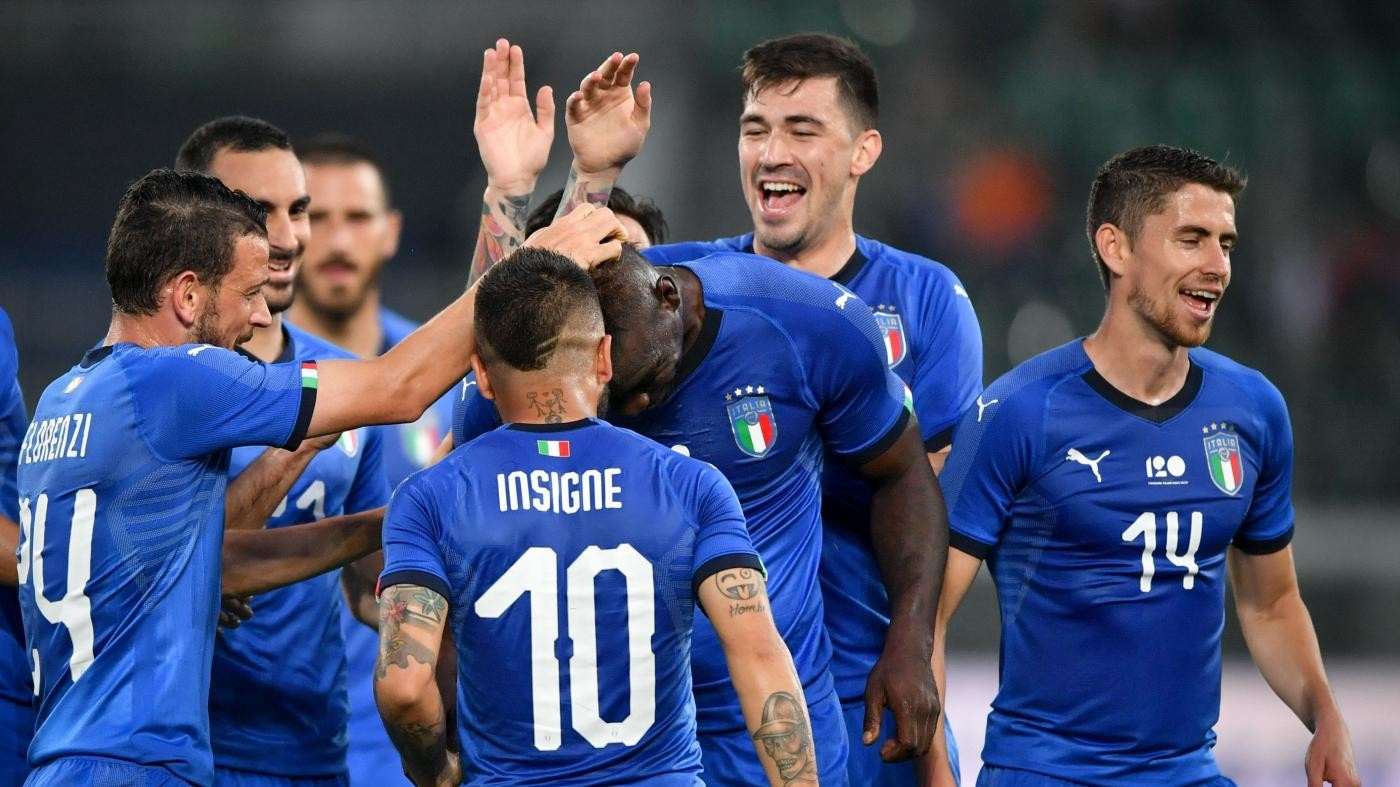 Arabia Saudita-Italia 1-2 – IL FOTORACCONTO