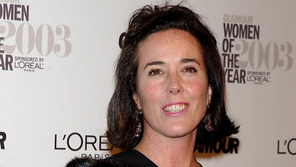 Kate Spade, la stilista amata dalle dalle star di Hollywood ©Sipa Usa/LaPresse