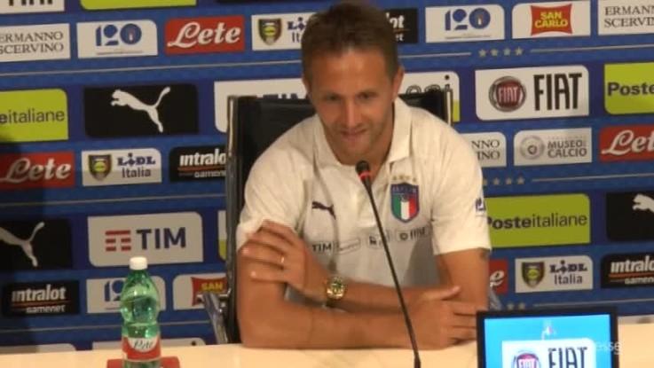 """Nazionale, Criscito: """"Mancini è l'uomo giusto"""""""