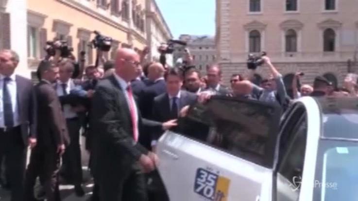 Governo, scontro su Savona all'Economia