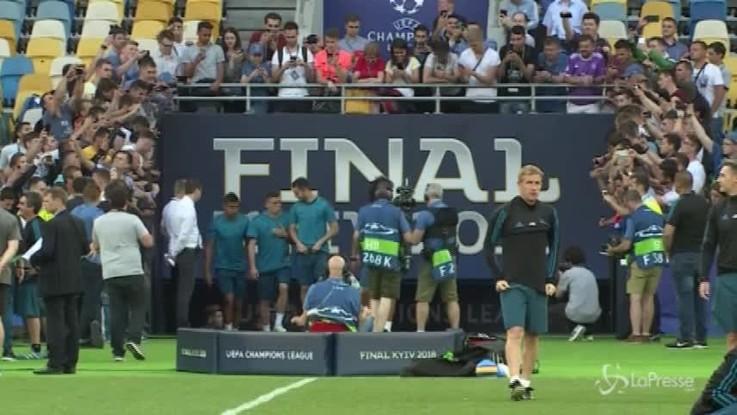 Champions, stasera a Kiev la finale Real-Liverpool