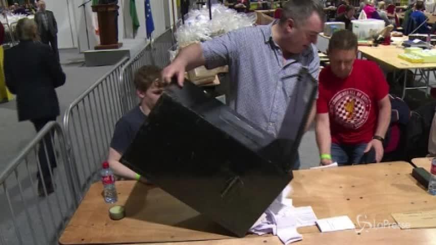 Irlanda, referendum aborto: la conta dei voti