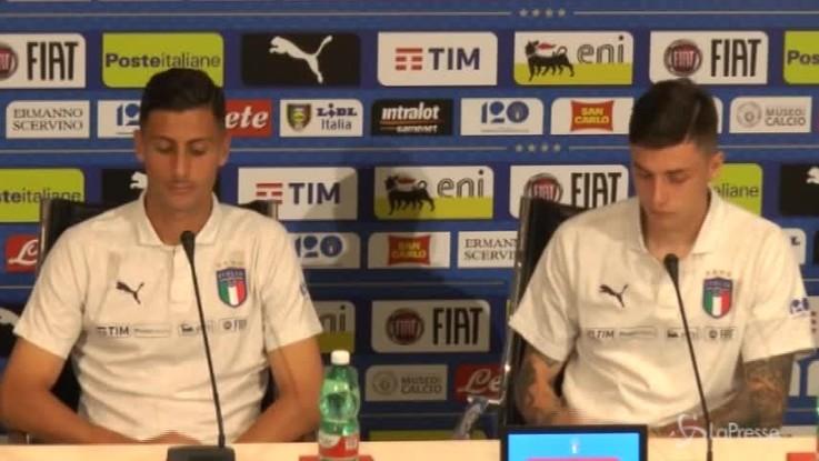"""Nazionale, Baselli: """"Mancini vuole una squadra propositiva, Balotelli? Un simpaticone"""""""