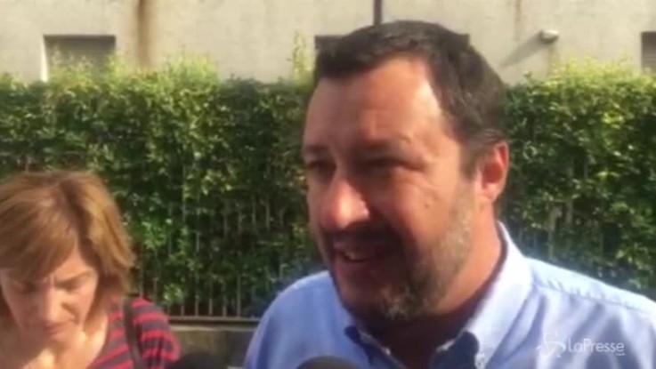 """Salvini: """"Entro stasera nomi della Lega al Presidente del consiglio"""""""