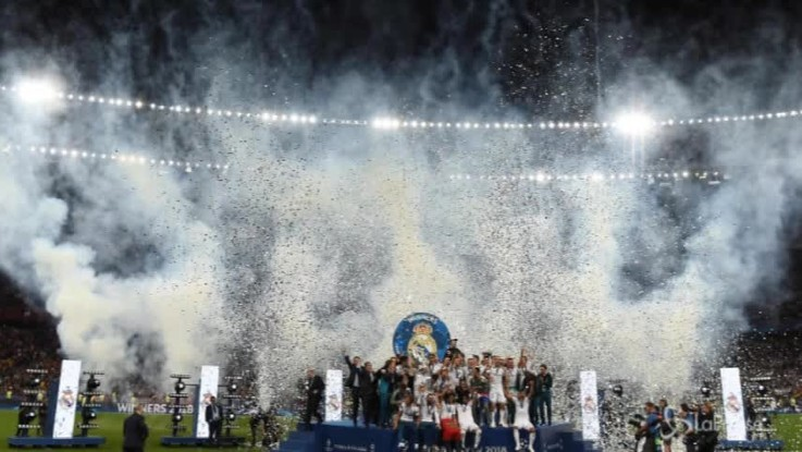 Champions, Real Madrid campione d'Europa