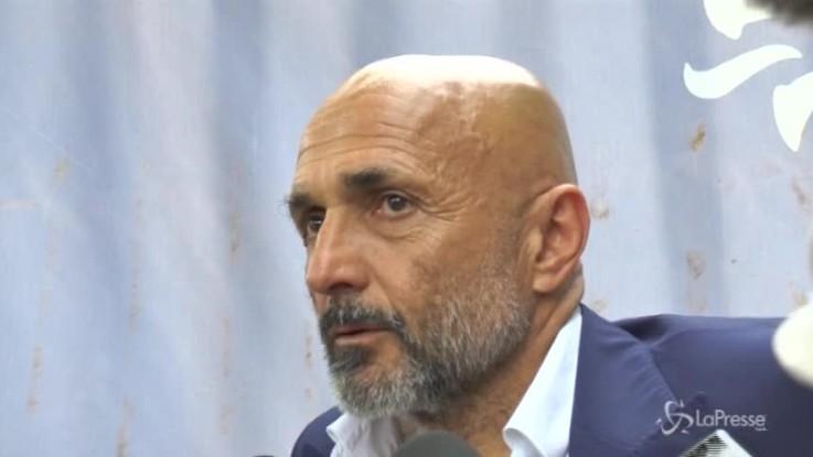"""Spalletti: """"Icardi pare non voler lasciare l'Inter e questo è fondamentale"""""""
