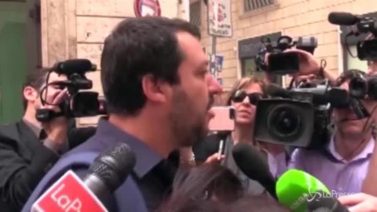 """Dopo il no di Mattarella su Savona, Salvini: """"Sono incazzato nero"""""""