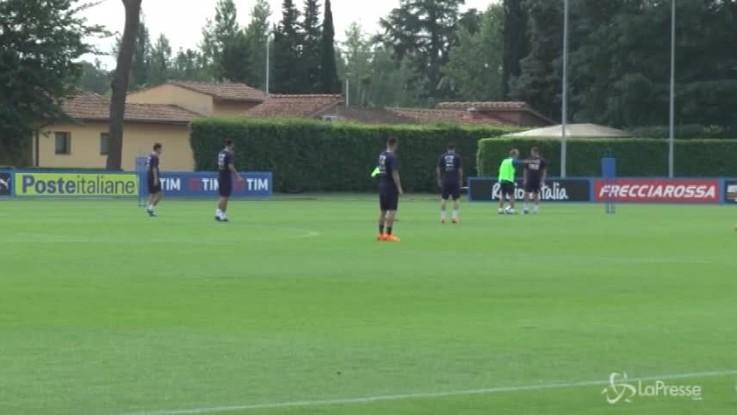 La prima dell'Italia di Mancini contro l'Arabia Saudita