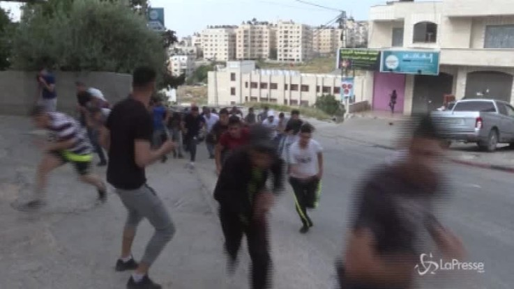 Tensione in Medioriente: da Gaza razzi verso il sud di Israele