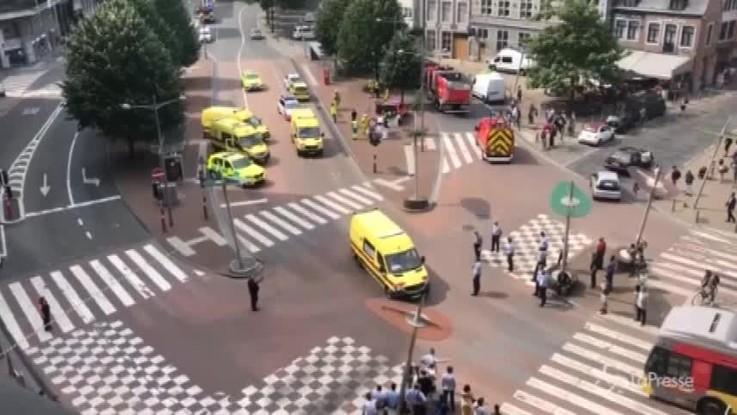 Sparatoria in Belgio: tre morti, ucciso l'assalitore