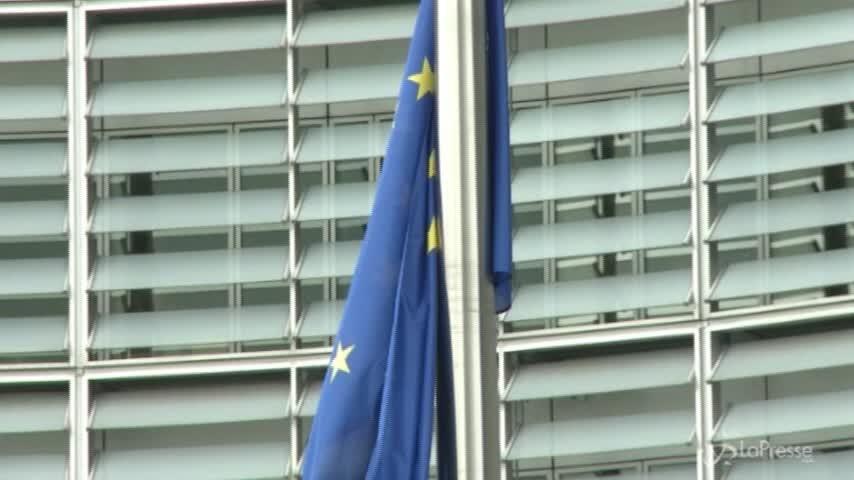 Strali dell'Europa sulla crisi italiana