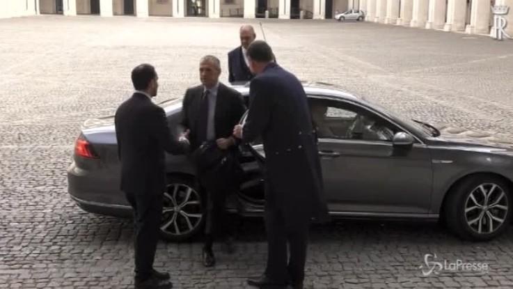 Governo, Cottarelli lascia il Colle: ipotesi voto a luglio