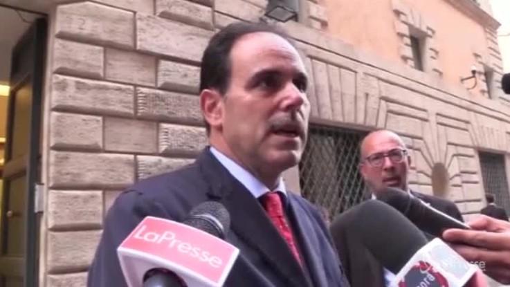 """Marcucci: """"Ipotesi voto a luglio o primi settembre"""""""