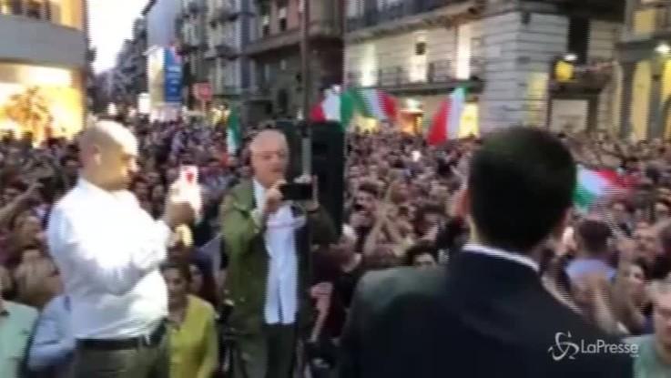 """Di Maio: """"La maggioranza in Parlamento c'è. Fateci partire"""""""