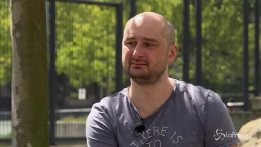 Ucciso Arkady Babchenko, giornalista e dissidente russo