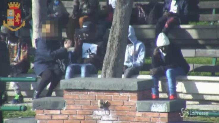 Salerno, smantellato giro di spaccio: 17 arresti