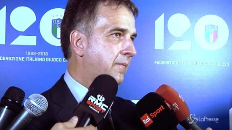 """Uva: """"Rilancio Nazionale? Non basta Mancini"""""""
