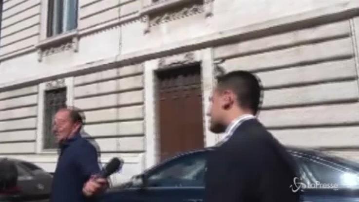 Di Maio al Colle, nessuna dichiarazione su esito colloqui
