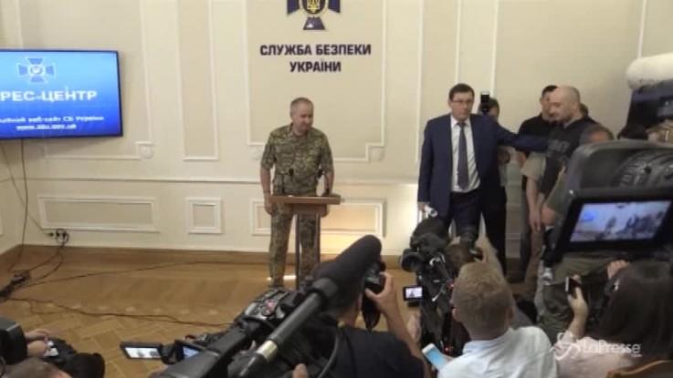 Ucraina, l'omicidio di Babchenko era una messa in scena