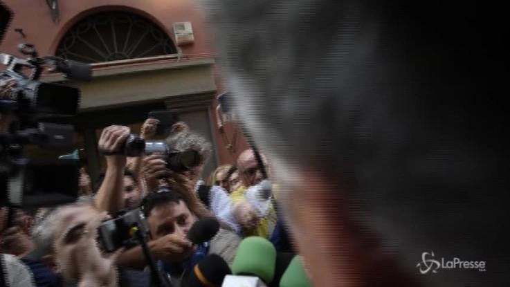 """Salvini: """"Spostare ministri? Non mi sembra il modo migliore per partire"""""""