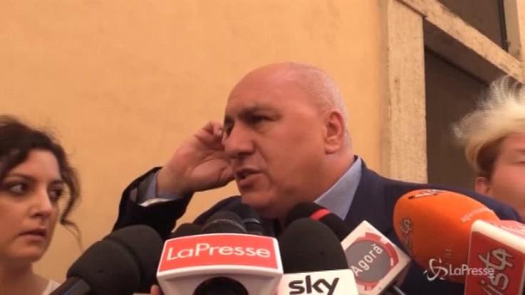 """FdI, Crosetto: """"Governo politico entro stasera"""""""